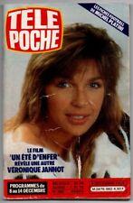 ▬►Télé Poche 982 (1984) VÉRONIQUE JANNOT_BEATLES_RICHARD WIDMARK_SHEILA