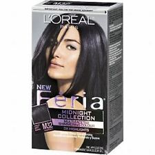 LOreal Feria Permanent Haircolor Gel - M32 Midnight Star 1 Each