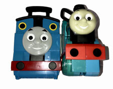 2 Set Thomas The Train Carry Case Take N Play Toy Mattel Limited 2002 2009