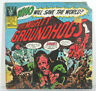 Groundhogs - Who Will Save The World - The Mighty Groundhogs SEALED LP 1972 Gate