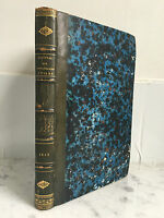 Giornale Delle Conoscenza Utili Edizione Francese 1842