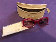 cf6026a994 Michael Kors Red Plastic Frame Sunglasses for Women for sale