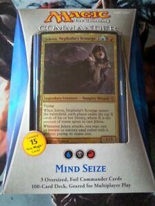 1x  Commander 2013: Mind Seize New Sealed Product - Magic: The Gathering