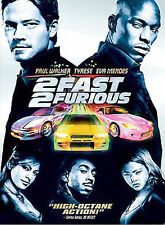 2 Fast 2 Furious (Wide Screen Edition) - DVD - VERY GOOD, Paul Walker
