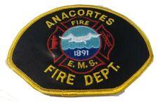 Anacortes Washington Fire Department Patch WA