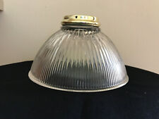 Partylite Candle Glass Library / Gaslight Gaslite Lamp Shade Replacement