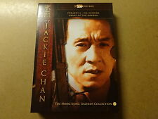 3-DISC DVD BOX / PROJECT, MR. VAMPIRE, HEART OF THE DRAGON (Jackie Chan)