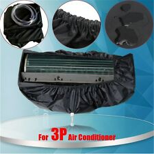 Air Conditioner Cleaning Dust Washing Waterproof Cover Clean Protector for 3P