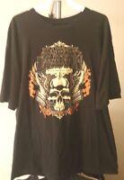 Harley-Davidson Classic Black Harley-Davidson Motorcycles XL T-Shirt