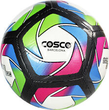 Cosco Barcelona Ball Football Size 5 Beginners Sport Soccer Match Imported PU
