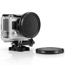Underwater Waterproof Camera Housing Case & Filter Kit for GoPro Hero4 Hero3+