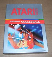 Atari VCS 2600 video game console cartridge Volleyball NEW BOXED sealed