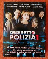 Distretto di Polizia 1 PRIMA STAGIONE 6 DVD Stagione 1 Ferrari Memphis