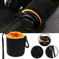 S-XL Waterproof Neoprene Lens Pouch Bag Protective SLR Case Camera For Digi O7M1