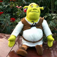 Huge Shrek Plush Doll Stuffed Toy Shrek Ogre 40cm Soft Pillow Kids Gift Toys