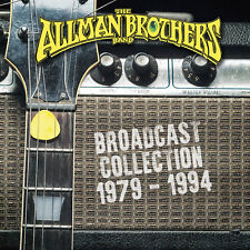 ALLMAN BROTHERS - Broadcast Collection 1979 - 1994. 8CD Box Set + Sealed *NEW*