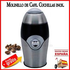 MOLINILLO ELECTRICO DE CAFE O ESPECIAS MOLER GRANOS COFFEE MOLEDOR 50GR MOLINO