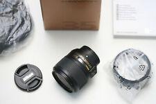 Nikon AF-S Nikkor 1,8/35mm ED SWM G, wie NEU!