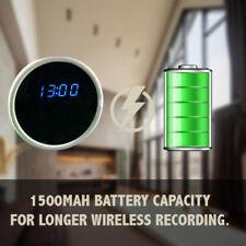 Wireless P2P WIFI H.264 Full HD 1080p Spy Telecamera Sveglia iOS/Android