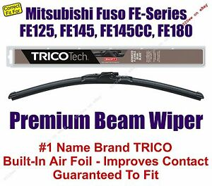 Wiper Blade (Qty 1) Premium - fits 2009-2011 Mitsubishi Fuso FE-Series - 19200