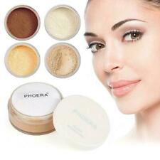 PHOERA No Filter Setting Powder Loose Face Translucent Foundation Makeup Puff UK
