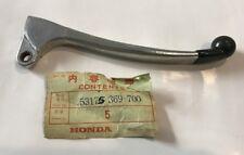Leva freno anteriore - Lever, Front brake  - Honda CB125  53175-369-700