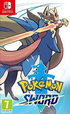 Pokemon Sword - Switch - Lire description