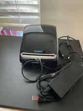 New Listingdymo Labelwriter 4xl Thermal Label Printer Black