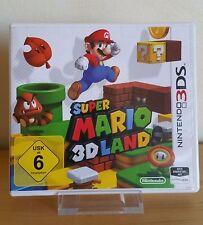 Nintendo 3DS Spiel - Super Mario Land 3D    A1078