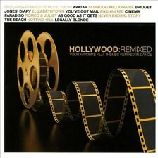 Cd Hollywood Remixed Avatar Cinema Paradiso Enchanted Notting Hill Legally Blond