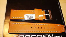 TORGOEN GENUINE FACTORY REPLACEMENT BAND LEATHER CALF  24MM