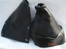 FITS DATSUN 240Z 260Z 280Z LEATHER SHIFT BOOT& E BRAKE NEW