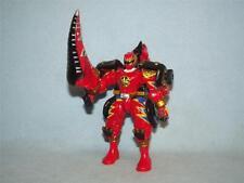 Power Rangers Dino Thunder mezodon Triassic Transforming Morphine Figure RARE