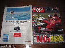 AUTOSPRINT 1999/25=EDDIE IRVINE FERRARI COVER=PUBBLICITA' CANON EOS 300=