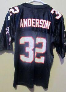 Jamal Anderson - Atlanta Falcons Jersey - Starter youth small