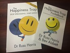 THE HAPPINESS TRAP, POCKETBOOK. HARRIS
