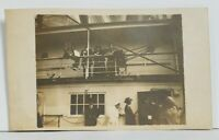 RPPC Boarding the Ship Early 1900s Real Photo Postcard N17