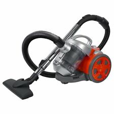 Quest Bagless Cylinder Vacuum Cleaner with HEPA Filter and Attachments 1000w