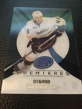 Sami Vatanen  Ducks 2013-2014  UD Ice Hockey Premieres #86  16/499