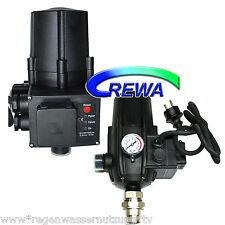 Schaltautomat SARW06 inkl. eingeklebter 3-fachverschraubung Pumpensteuerung