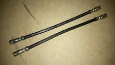 TALBOT ALPINE HORIZON MATRA RANCHO SIMCA 1100 SOLARA REAR BRAKE HOSES
