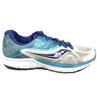 Saucony Running Shows Womens Size 10.5 10 1/2 Everun Ride 10 Sneakers Athletic