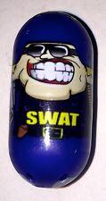 MIGHTY BEANZ Series 2    #217 SWAT Bean  ULTRA RARE BEAN -Special Edition