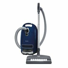 Miele Complete C3 Marin Navy Blue Canister Vacuum Cleaner + SEB236