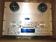 Pioneer RT-909 Reel To Reel Tape Recorder SERVICED NEW BELT & PINCH ROLLERs