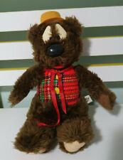 HUMPHREY BEAR HUMPHREY B BEAR PLUSH TOY OLD PULLSTRING PLAYS MUSIC 1985