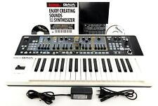Roland GAIA SH-01 Synthesizer Keyboard + Bag + Top Zustand + 2Jahre Garantie