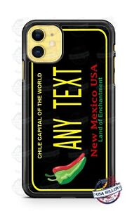New Mexico USA State Santa Fe Phone Case Cover For iPhone 12 Samsung Google 3XL