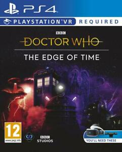 Doctor Who: The Edge of Time (PS4 PSVR) PlayStation