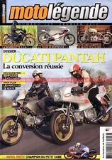 MOTO LEGENDE 209 YAMAHA DT 125 LC DUCATI 350 500 600 650 750 PANTAH SL TL MAICO